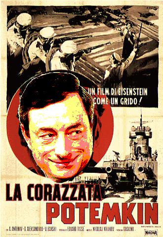 Draghi e la Corazzata Potemkin