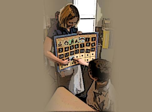 Insegnante di sostegno for Genio in sedia a rotelle
